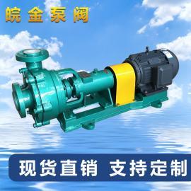 耐腐耐磨砂浆泵UHB-zk浆液循环泵污水泵脱硫压滤机泵