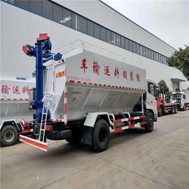 30立方15吨饲料厂运输车配置参数