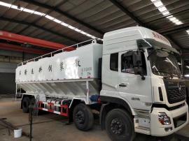 30立方15吨饲料厂运输车现车供应