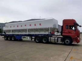 30立方15吨饲料厂运输车推荐车型