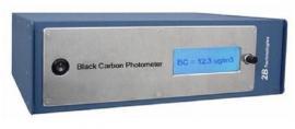 美国2B 双通道黑碳仪BCP