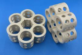 轻瓷填料、轻瓷多齿环、七孔环、陶瓷组合环