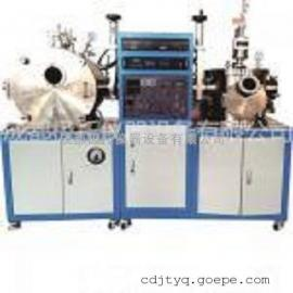多功能电弧熔炼 感应熔炼甩带一体机 真空熔炼炉 真空炉