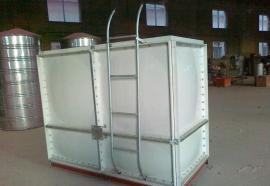 玻璃钢高位消防水箱 楼房水箱不渗漏
