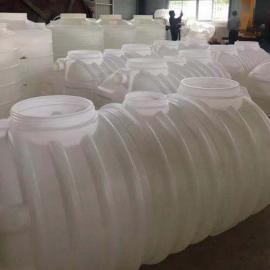 耐腐蚀吹塑成型1.5m3化粪池塑料PE化粪池