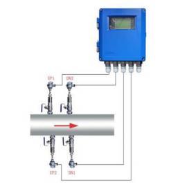 双声道插入式超声波冷热计量表 水资源液体计量表可贸易结算