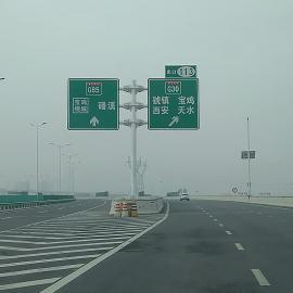 道路标牌杆T型杆