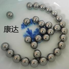 康达钢球生产3.969mm高精密不锈钢球,硬度高