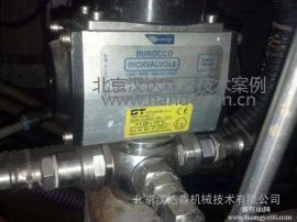 BUROCCO气动控制阀1000-1.4408