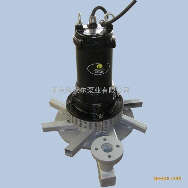 推荐珂莱尔AP400潜水曝气机 离心曝气机 沉水式曝气机 曝气机