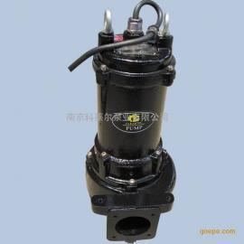 科耐特CP150-2M潜水排污泵 污水潜水泵 无堵塞排污泵