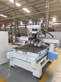 橱柜门生产木工加工中心四工序开料机