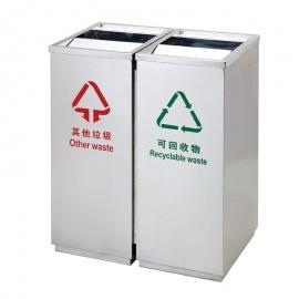公共垃圾桶-城市街道垃圾桶-不�P�加厚耐用垃圾桶-果皮果�は�
