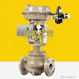 大流量ZXN-16K气动薄膜双座调节阀