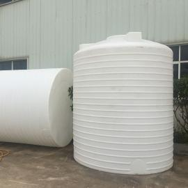 耐酸碱立式40t储罐一体成型储罐