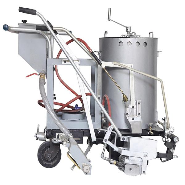 手推式冷喷小型划线机注塞泵头