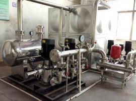 消防气压给水设备的工作原理