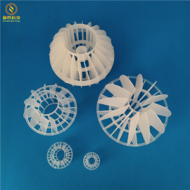 直径38MM�U��Q化�^�V过心球 酸�F�Q化塔用多面空心球