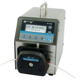 雷弗调速型蠕动泵BT100S泵头DG6-1/DG10-2-4/DT10-18-28