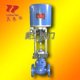 ZZWPE-16C自力式电控温度调节阀蒸汽导热油