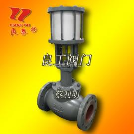 KZSQ-16K气动活塞式切断阀
