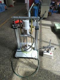 工业级双气缸配件自动加油机