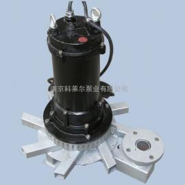 科耐特AP150潜水曝气机 离心曝气机 沉水式曝气机 曝气机