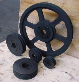 空压机皮带轮10HP-200HP电机皮带轮锥套