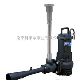科耐特QSB1.5射流曝气机 潜水射流曝气机 水下射流曝气器
