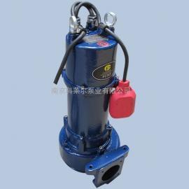 珂莱尔热销MPE220-2A自动潜水铰刀泵 污水铰刀泵 双绞刀污水泵