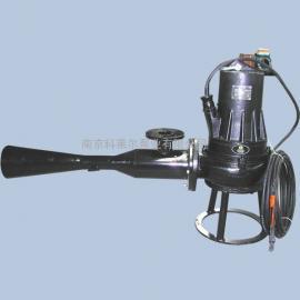 热销QSB3自吸式射流曝气机 河道曝气机 沉水式射流曝气机