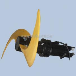 科耐特QJB3/4��水推流器,低速推流器,水下推�M器