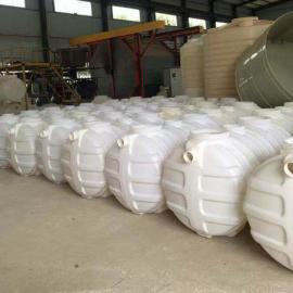 耐酸碱PE2m3化粪池污水处理塑料化粪池
