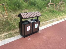 垃圾箱定制-分类果皮箱厂-垃圾桶厂-小区分类垃圾桶-学校垃圾桶