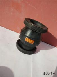 使用捷昌高压橡胶软接头需要特别注意的事项