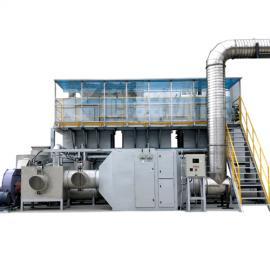 RTO废气处理系统 有机废气处理设备定制