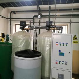 福莱2750时间钠离子交换软水设备软水器
