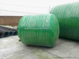 1立方米--100立方米玻璃钢缠绕化粪池