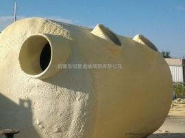大型玻璃钢化粪池30立方米50立方米60立方米80立方米100立方米