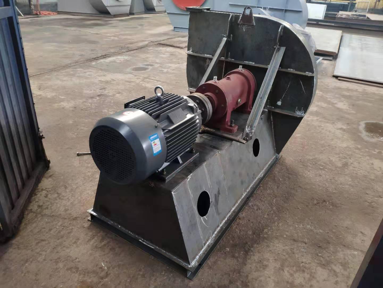 永鑫环保风机8-09 No.7.4D高压离心通风机 熔炉、锻冶炉专用风机