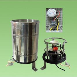 清易电子 加热式雨量筒 雨量计 测量雨量 气象