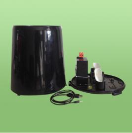清易电子雨量记录仪ABS 雨量计 测量雨量 气象