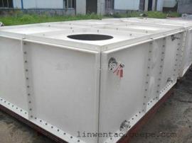 消防水箱玻璃钢水箱66吨人防50吨玻璃钢水箱SMC水箱