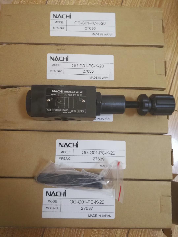 那智原装NACHI不二越电磁换向阀SE-G03-A3X-GR-D2-J30代购低价