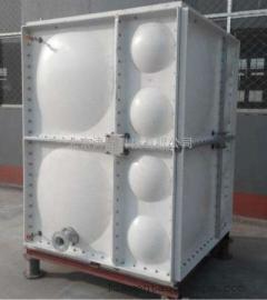 国标30吨玻璃钢水箱消防水箱图片