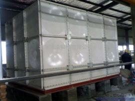 玻璃钢消防水箱保温饮用水水箱战备水箱