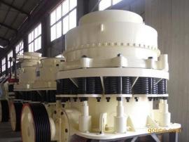 工厂加工生产定制圆锥破碎机整机