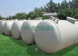 PP储罐 缠绕卧式储罐、立式储罐、塑料罐 防腐耐酸碱