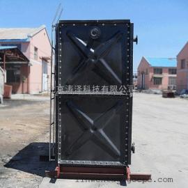 搪瓷板消防水箱��\板�用水水箱