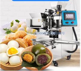 自动麻薯包馅成型机多功能包馅机小型麻薯机